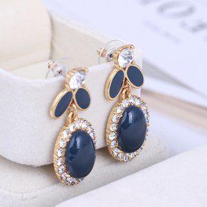 Kate Spade Blue Gemstone Earrings